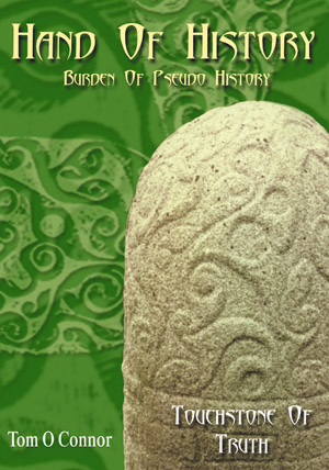 Hand of History, Burden of Pseudo History Book Cover